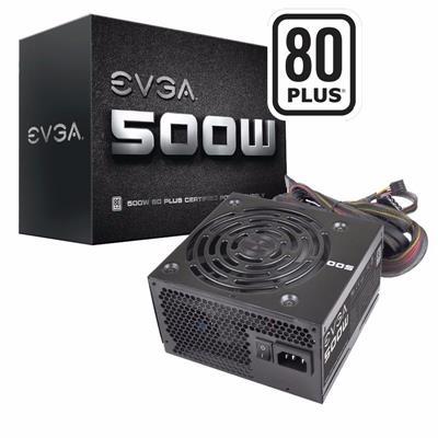 FUENTE EVGA 500W 80+ WHITE