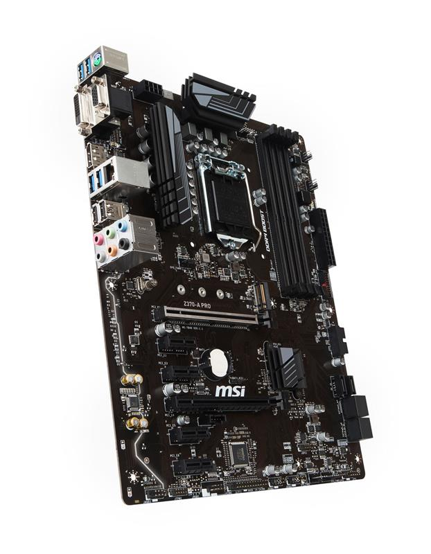 MOTHER MSI Z370-A PRO 1151