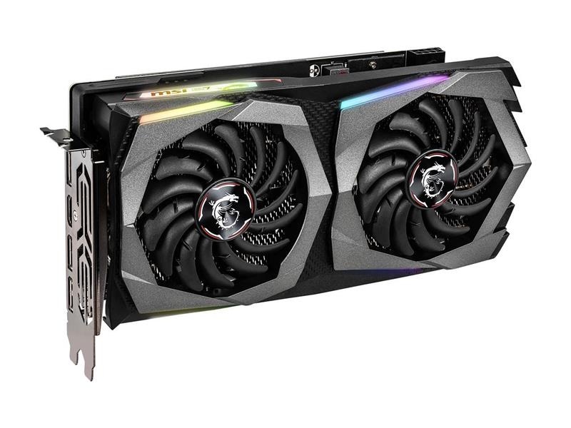 PLACA MSI GEFORCE RTX 2060 SUPER GAMING X 8GB GDDR6