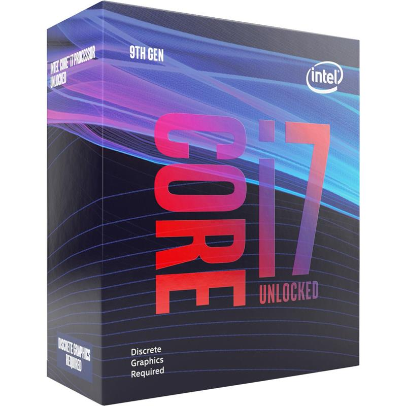 CPU INTEL CORE I7-9700 3.60GHZ 1151 (EN EQUIPO)