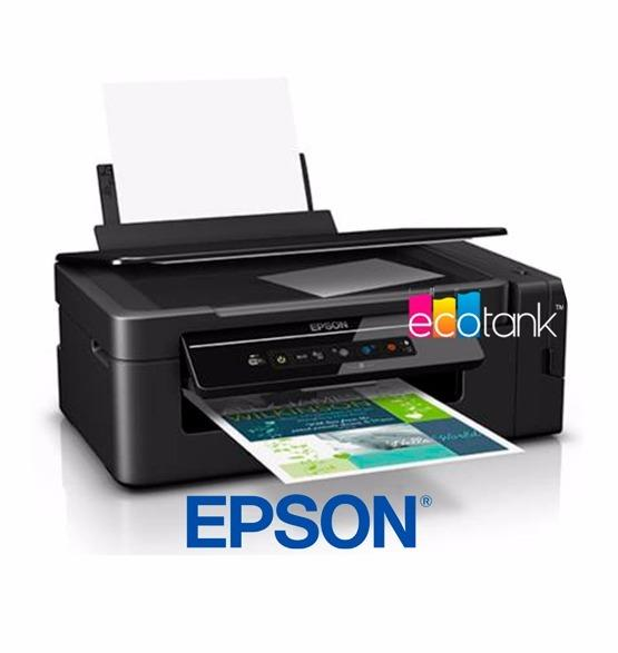 IMPRESORA EPSON ECOTANK L395 MULTIFUNCION SIST. CONTINUO WIFI