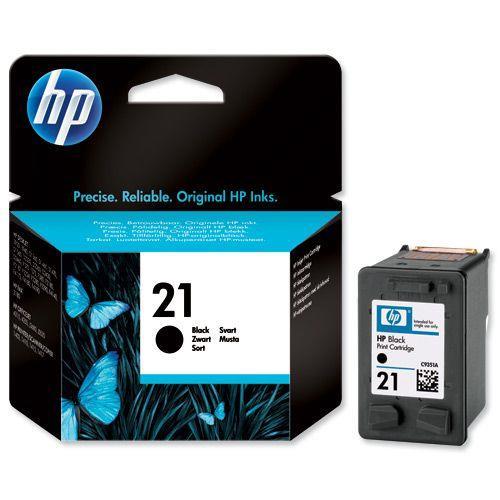 HP C9351AL #21 NEGRO 5 ML