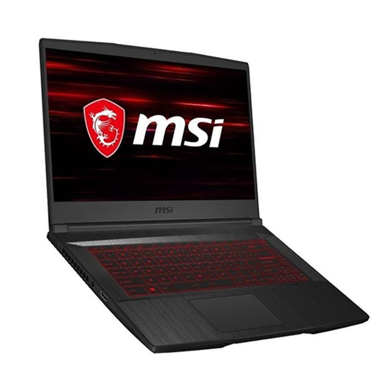 MSI CORE I7-9750H/8GB/512GB SSD 15.6