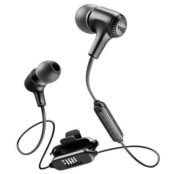 JBL E25BTBLK Auricular inalámbrico Bluetooth Soporte multipunto / Bluetooth