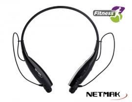 NETMAK AURICULAR DEPORTIVOS BLUETOOTH E25