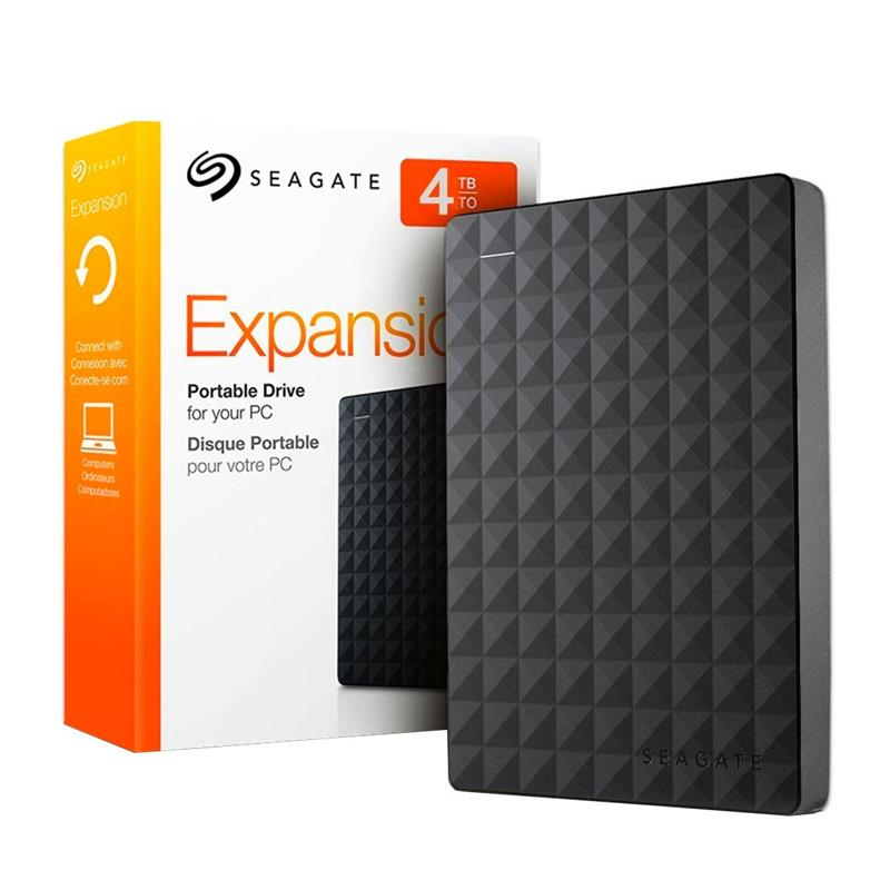 DISCO PORTABLE EXPANSION 4 TB USB 3.0 SEAGATE