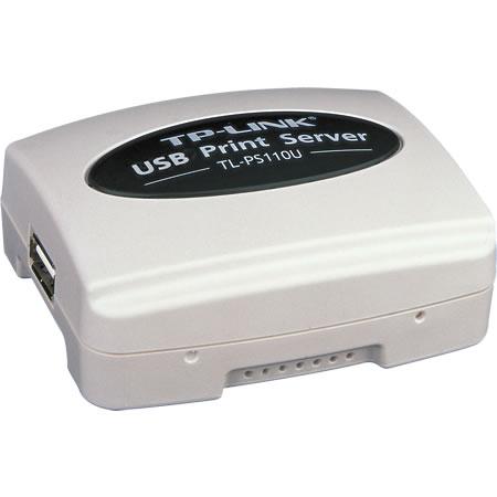TP-LINK PRINT SERVER USB 2.0 PS110U
