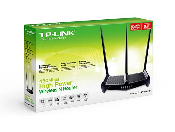 ROUTER WIFI TP-LINK  300 N TL-WR941HP