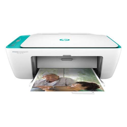 Impresora Multifuncion HP DESKJET INK ADVANTAGE 2675 AIO
