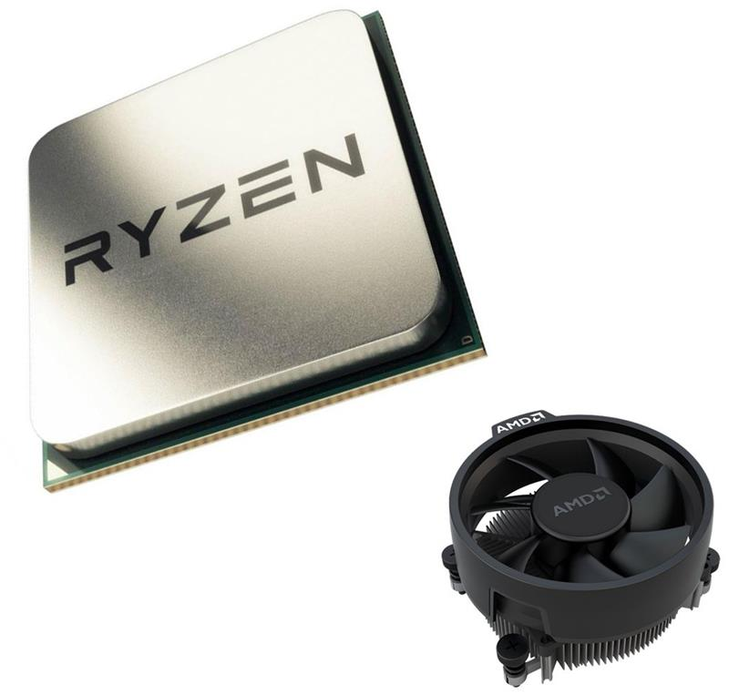 CPU AMD RYZEN 3 3200G  SOCKET AM4